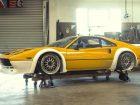 «Σαμουράι» Ferrari 308 GTB με μοτέρ Honda (+video)