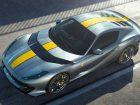 Νέα Ferrari 812 Competizione με 830 ατμοσφαιρικά άλογα (+video)