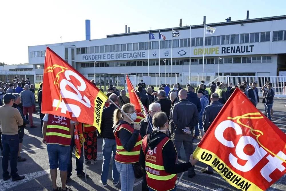 Εργάτες της Renault πήραν ομήρους διευθυντές!