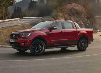 Καταιγίδα με το νέο Ford Ranger Stormtrak (+video)