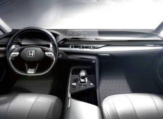 Απλότητα και «κάτι» στο εσωτερικό των νέων Honda