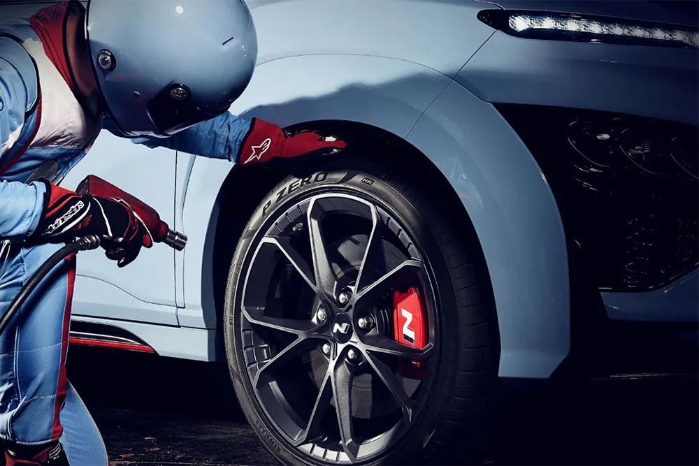 """""""Φωτιά"""" θα είναι το νέο Hyundai Kona N!(+video)"""