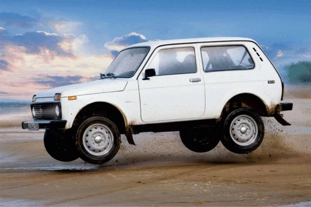 «Πετάει» στις πωλήσεις το Lada Niva