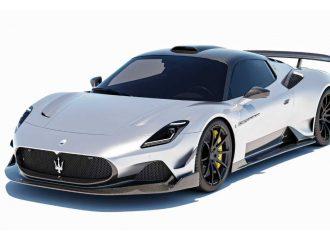 Η Maserati MC20 τραγουδάει «άριες»