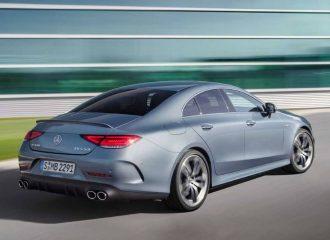 Νέα Mercedes-AMG CLS 53 με έως 770 Nm