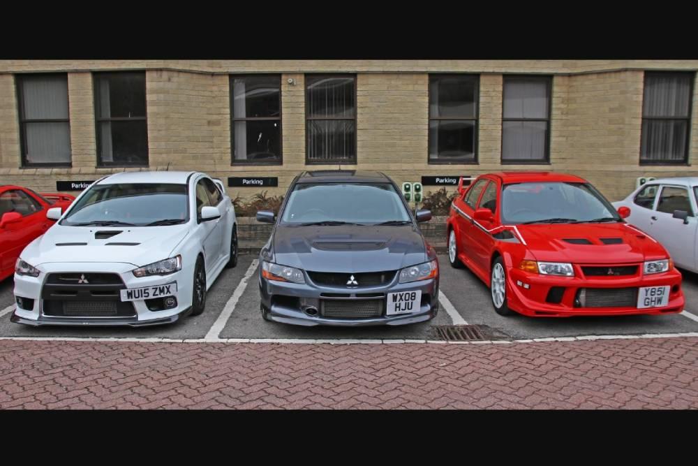 Τιμές-ρεκόρ για τους θρύλους της Mitsubishi