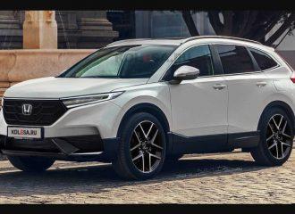 Πιο «σκληρό» το επόμενο Honda CR-V