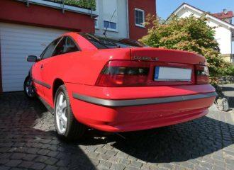 Σπάνιο Opel Calibra 2.5 V6 με 8.000 χλμ.