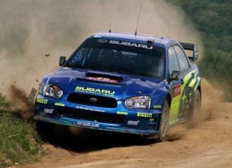 Στο σφυρί το Subaru Impeza WRC του Solberg!