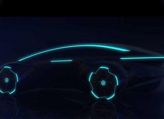 Ετοιμάζεται το Project Trinity της VW!