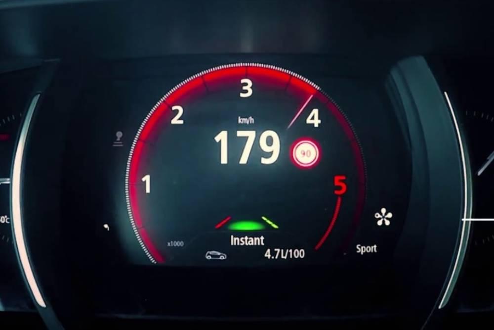 Κόφτη στα 180 χλμ./ώρα ετοιμάζουν Renault-Dacia