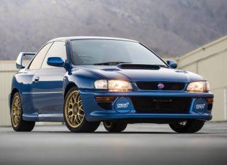 Subaru Impreza 22B άγγιξε τις 260.000 ευρώ!