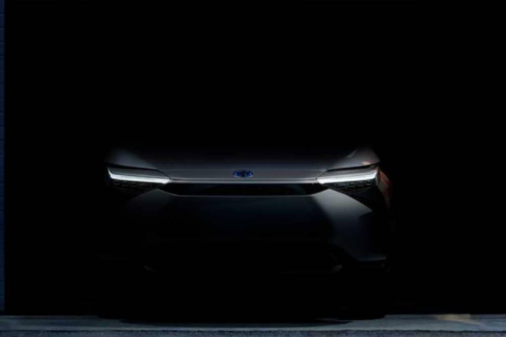 Έσκασε μύτη το ηλεκτρικό SUV της Toyota (+video)