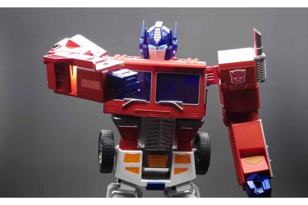 Κανονικό Transformer για νονούς (+video)