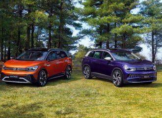 Νέο VW ID.6 με το βλέμμα στην Κίνα