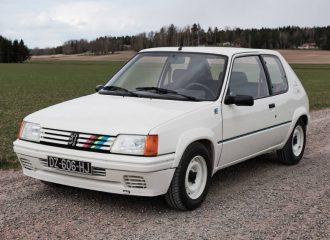 Peugeot 205 Rallye 33 ετών καλύτερο από καινούργιο