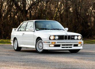 «Κρέμα» BMW M3 E30 με φουλ έξτρα εξοπλισμό