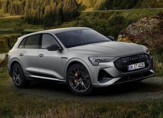 Μαγνητίζει το νέο Audi e-Tron S Line Black Edition