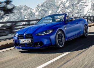 Ανοιχτή πρόκληση η νέα BMW M4 Convertible (+video)