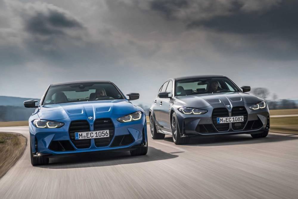 BMW: «Από κοντά θα σας αρέσει η νέα μάσκα»