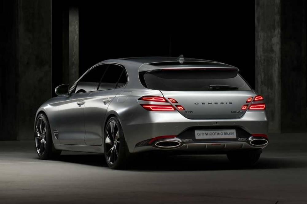 Το νέο Genesis προκαλεί Mercedes και Porsche