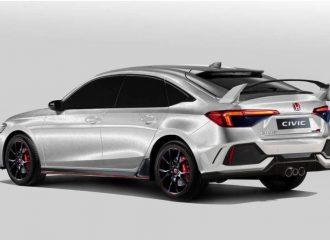 Αποκλειστικά χειροκίνητο το νέο Honda Civic Type R