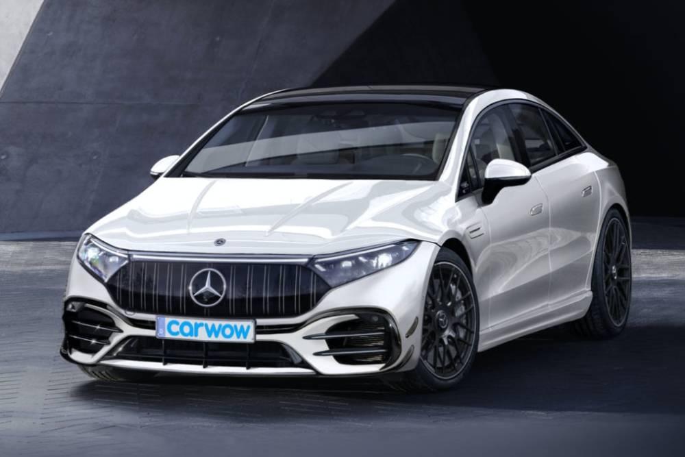 Έρχεται Mercedes-AMG EQS με 761 άλογα