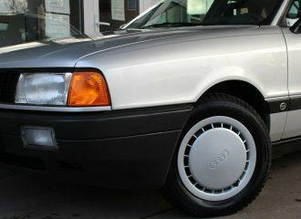 Στα πούπουλα Audi 80 του 1991 με 12.988 χλμ.