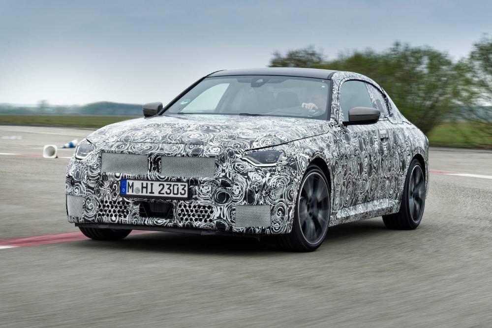 Πρώτη εμφάνιση της νέας BMW Σειράς 2