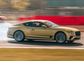 Η Bentley που τρελαίνεται για drift (+video)