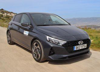 Δοκιμή Hyundai i20 1.0 T-GDI 100 PS 6MT