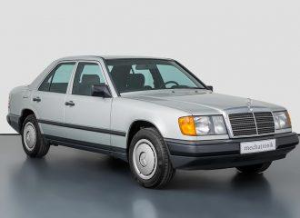 Mercedes 230E χρυσο-πουλήθηκε μετά από 34 χρόνια!