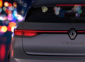 Έρχεται το ηλεκτρικό Renault Megane!