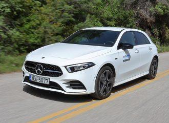 Δοκιμή Mercedes A 250 e 1.33 λτ. 218 PS