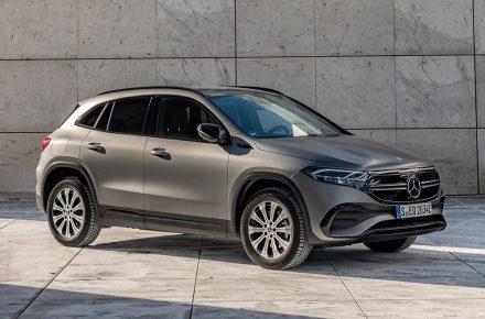 Οι τιμές των κορυφαίων 4κίνητων Mercedes EQA