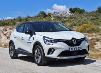 Δοκιμή Renault Captur 1.0 TCe 100 hp LPG