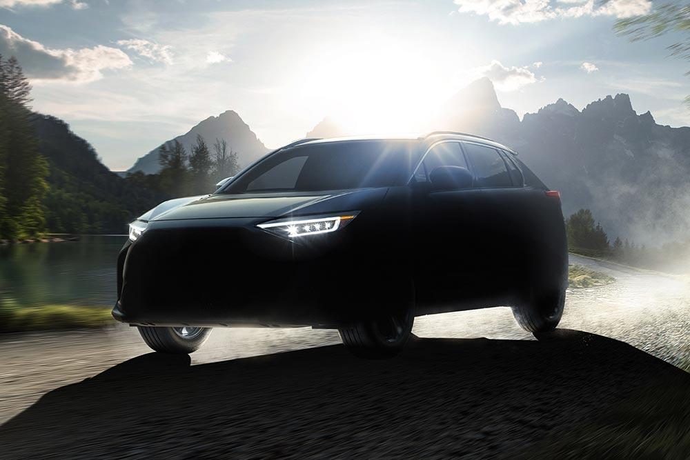 Πρώτη γεύση από το ηλεκτρικό SUV της Subaru!
