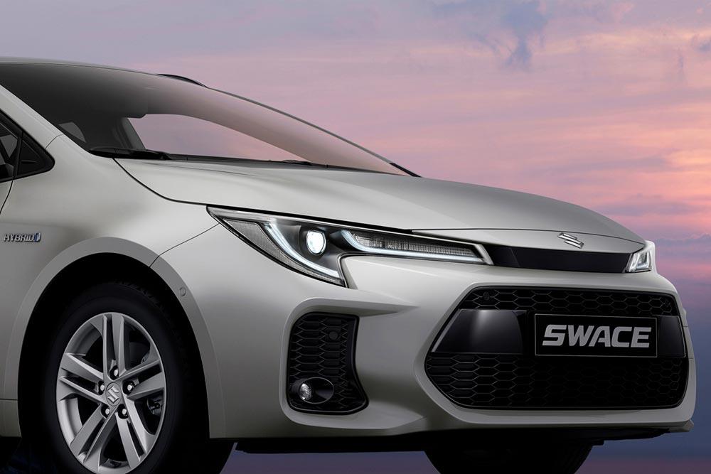 Ήρθε το νέο υβριδικό Suzuki Swace. Δείτε τις τιμές