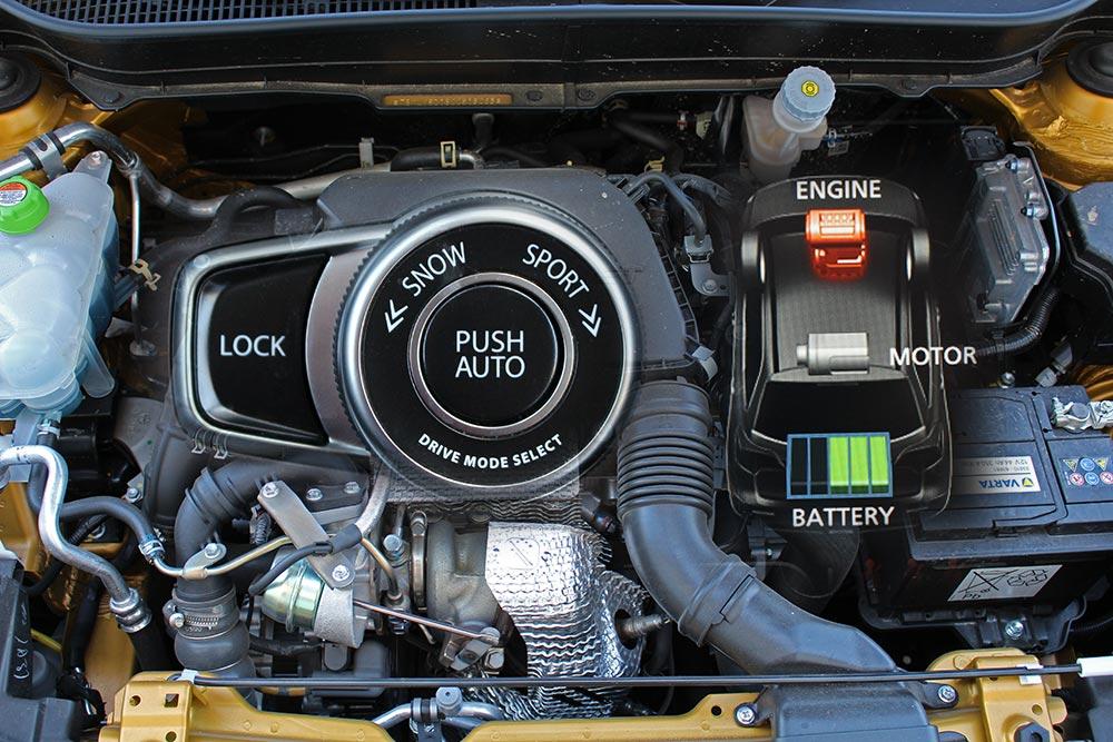 SUV 4×4 υβριδικό και turbo με 21.950 ευρώ