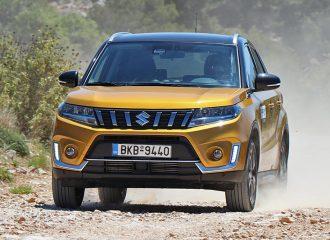 10 λόγοι αγοράς του νέου Suzuki Vitara