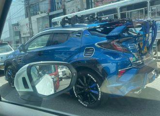 Ίσως το πιο «τσίρκο» Toyota C-HR