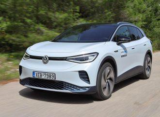 Δοκιμή VW ID.4 1st 204 PS