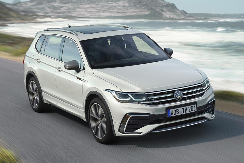 Νέο πιο premium VW Tiguan Allspace γεμάτο gadgets