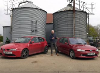 Alfa Romeo 147 GTA ή Peugeot 306 GTi; (+video)