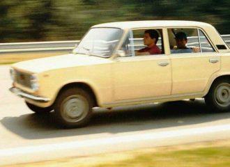 Όταν ο Ayrton Senna «έστυψε» το Lada 2101
