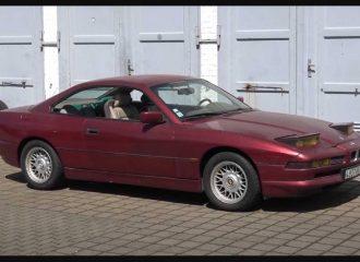 BMW 850i πήρε μπροστά μετά από 10 χρόνια (+video)