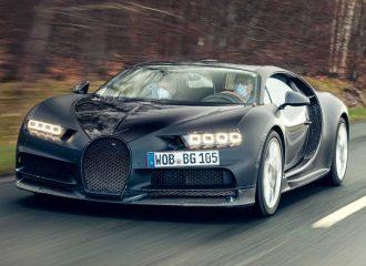Αποσύρεται η πιο ταλαίπωρη Bugatti Chiron του κόσμου