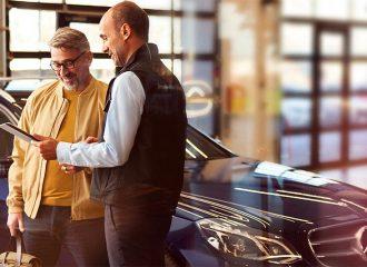 Η ΕΚΚΑ Service φροντίζει τη Mercedes σας με έκπτωση 38%