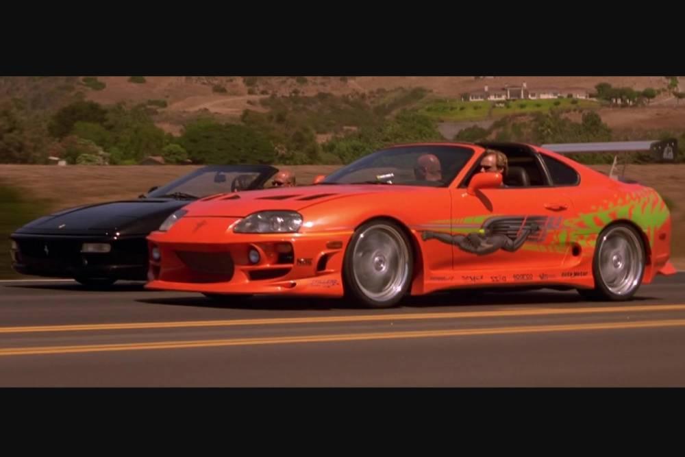 Στο σφυρί η Toyota Supra του The Fast and the Furious!