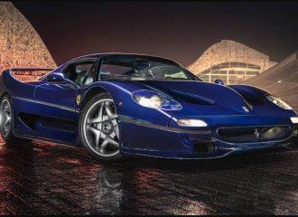 Αλλαγή χρώματος σε Ferrari F50 κόστισε 200.000 ευρώ